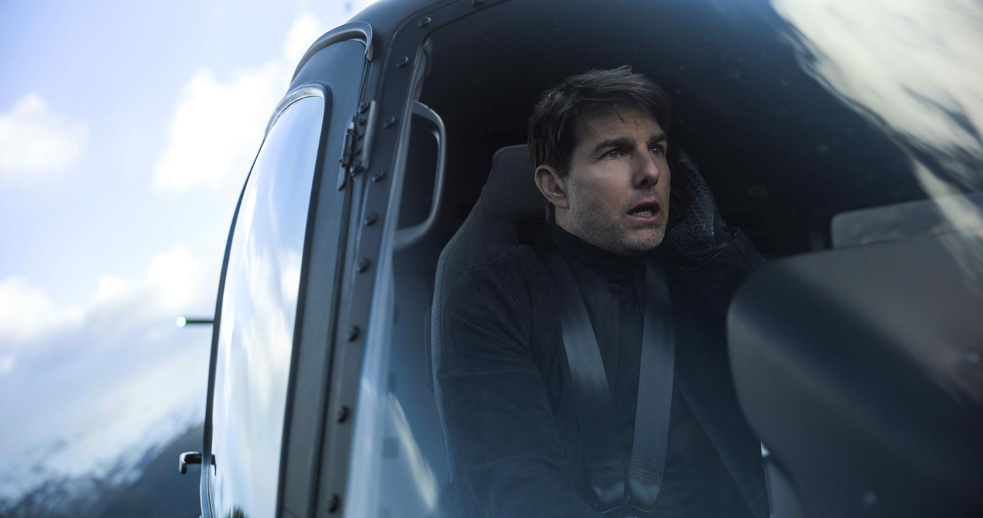 TROUBLE. Ethan Hunt finds himself in another dangerous mission.