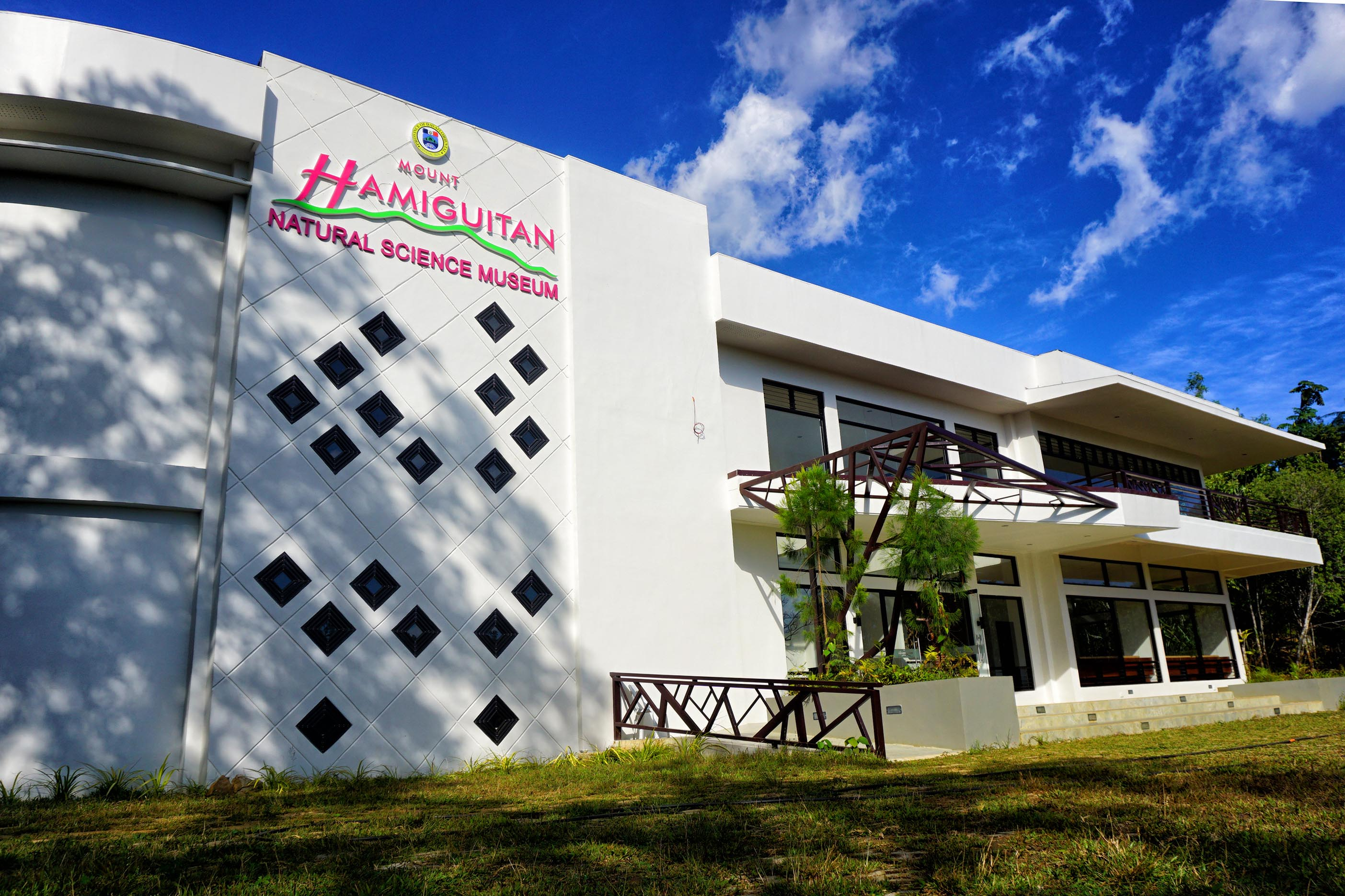 The Mt. Hamiguitan Natural Science Museum is now open at the foot of the UNESCO World Heritage Site in San Isidro town in Davao Oriental. Photo by Louie Lapat