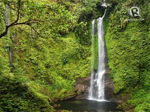 LUSH. After a long trek, Pasukulan Falls looks like paradise. Photo by Karl Acepcion