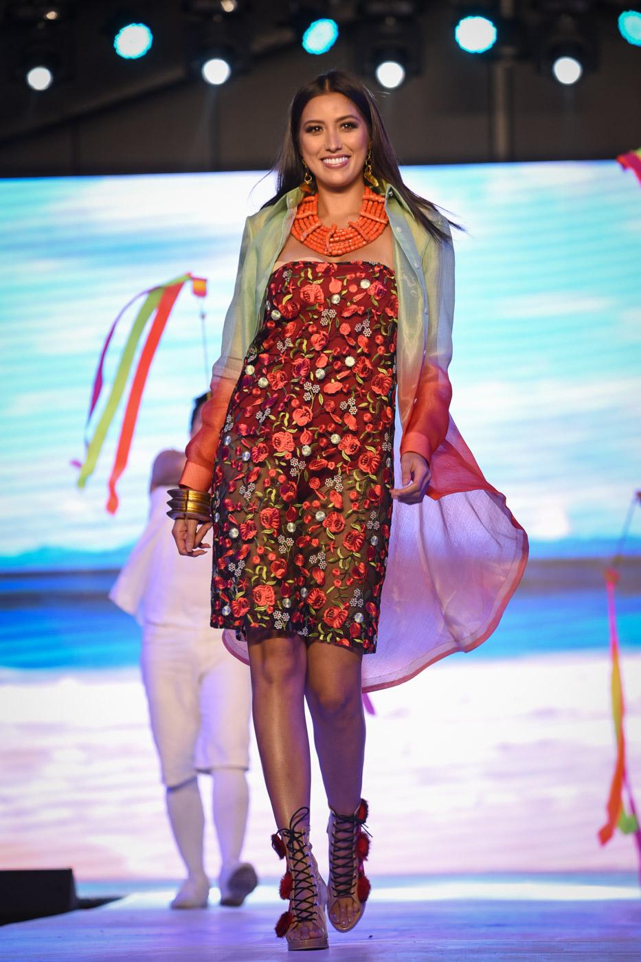 Miss Philippines Rachel Peters