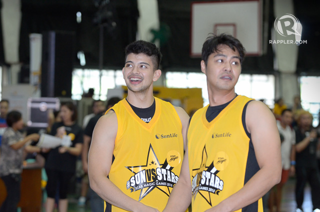Rayver Cruz with Zanjoe Marudo