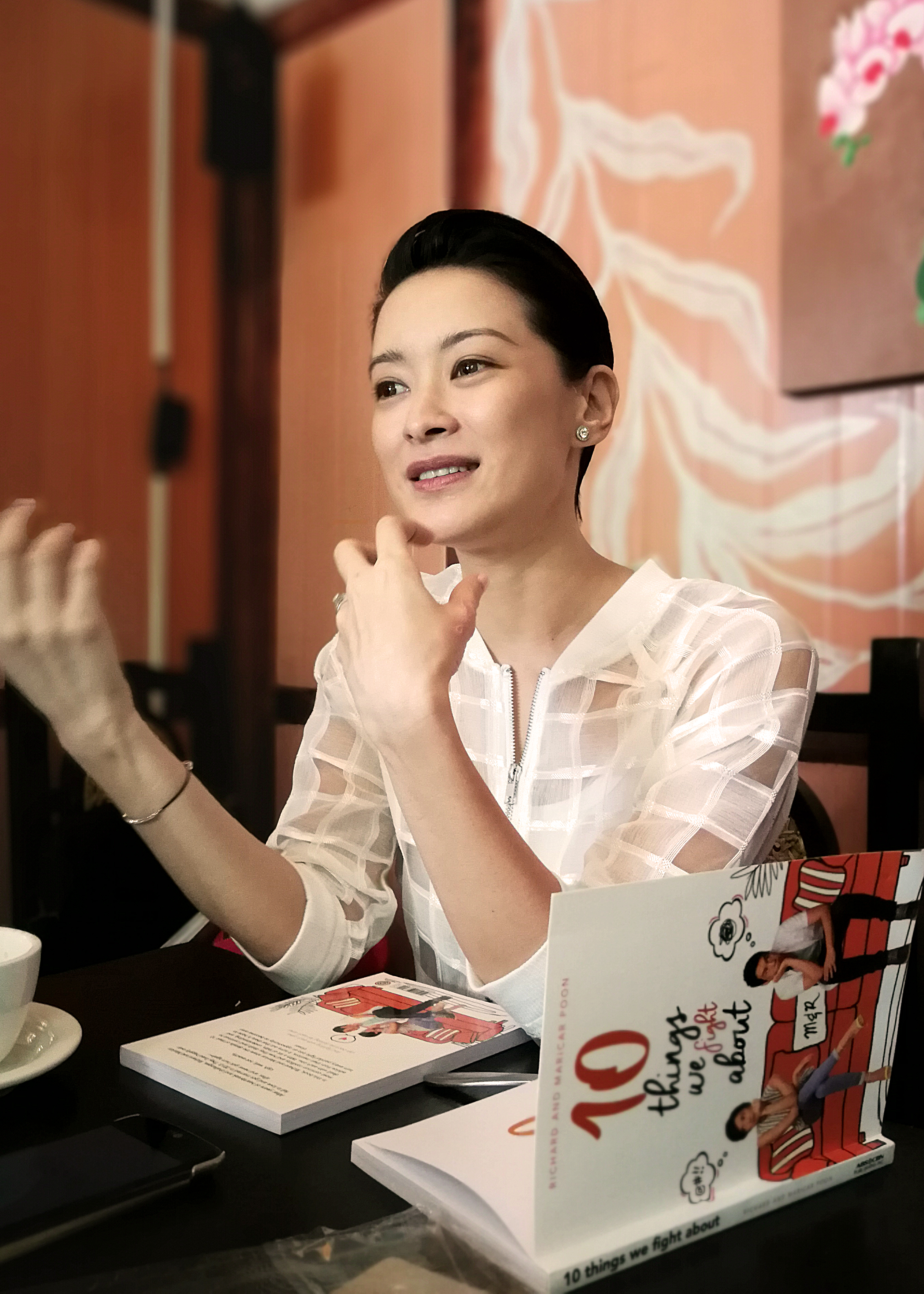 MOMMY-IN-WAITING. Maricar says she and Richard Poon are patiently waiting to be blessed with a child.