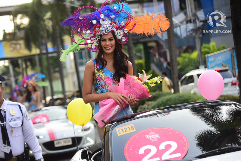 CHANEL OLIVE THOMAS. Chanel may be crowned Miss Grand International Philippines 2017. Photo by Alecs Ongcal/Rappler