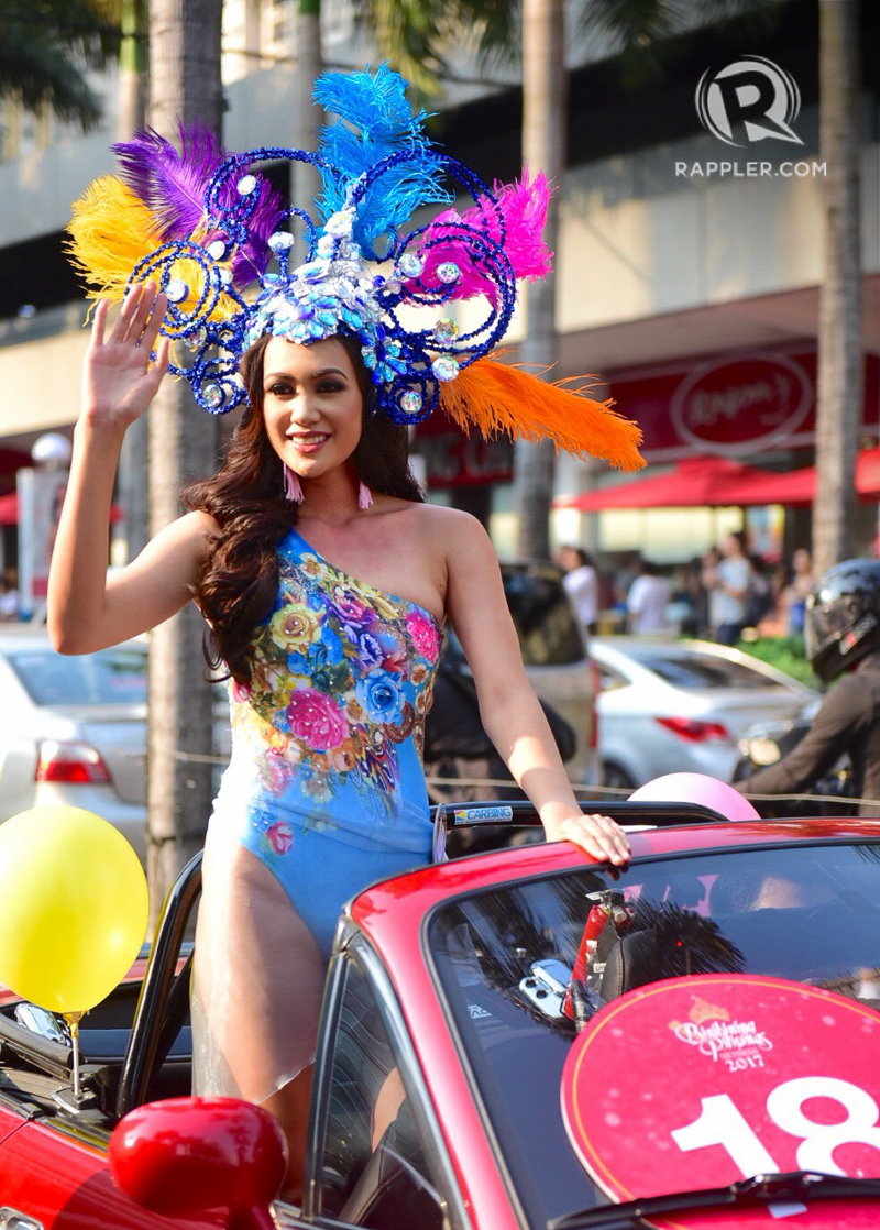 NELDA IBE. Nelda may win the title of Miss Supranational Philippines 2017. Photo by Alecs Ongcal/Rappler