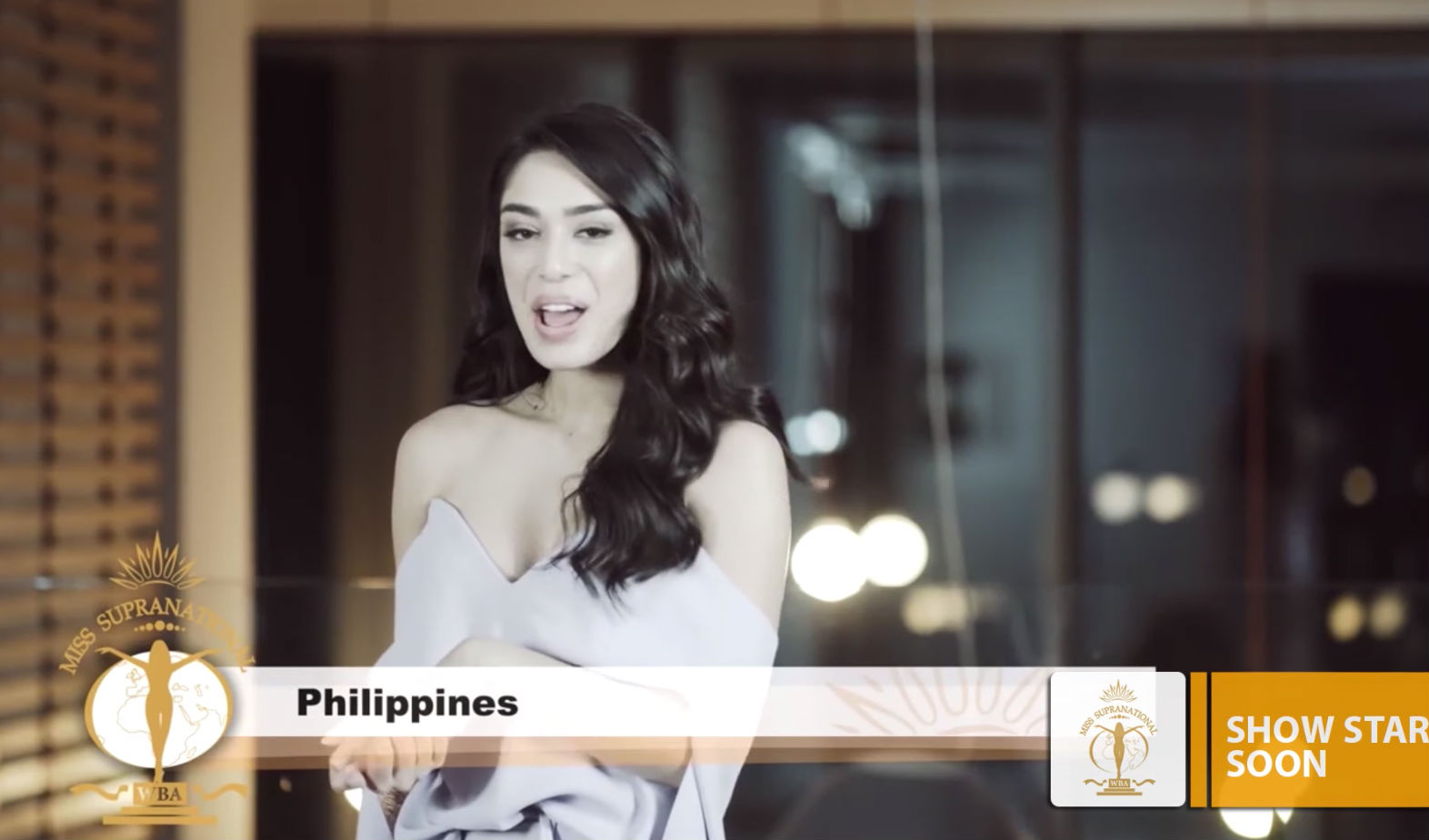 Screengrab from YouTube/Miss Supranational