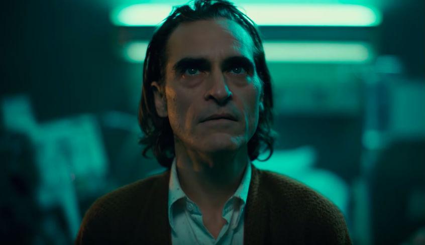 Joaquin Phoenix in 'The Joker.' Screenshot from YouTube/Warner Bros Pictures