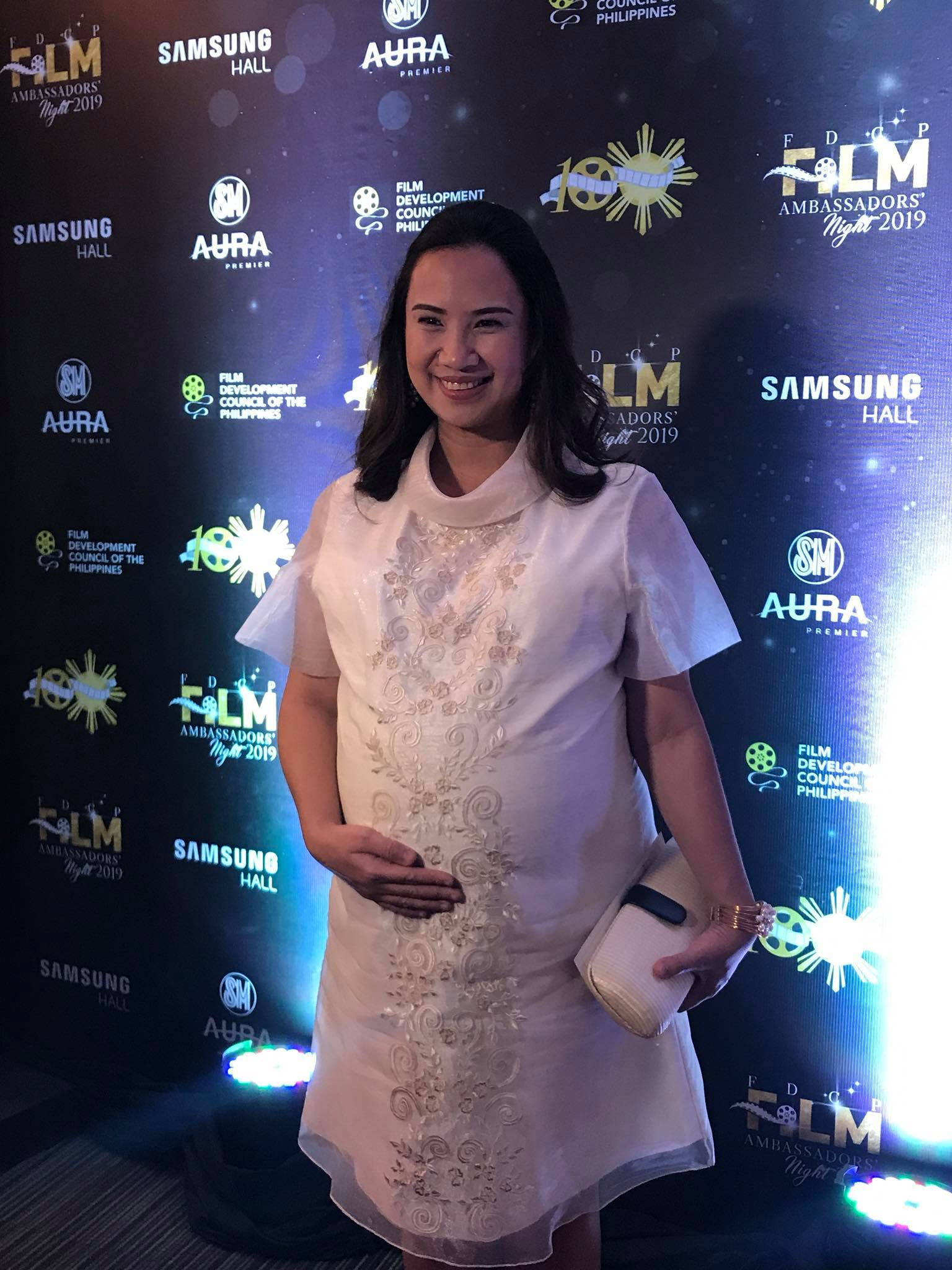 AWARDEE. Producer Bianca Balbuena