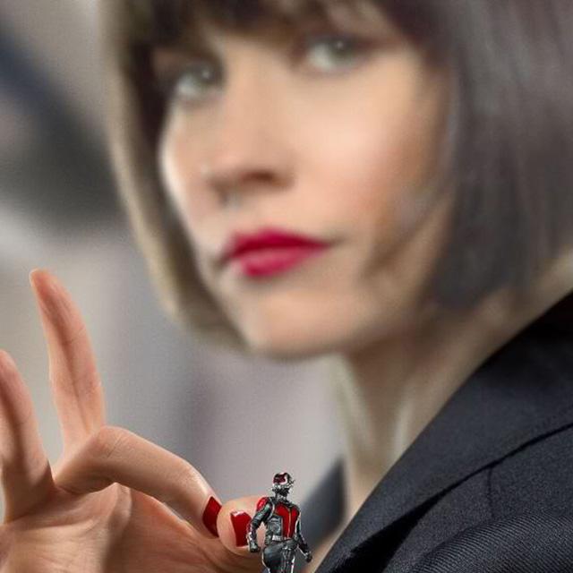 FLICK. Evangeline Lilly is Hope van Dyne in Marvel's 'Ant-Man.' Photo courtesy of Disney