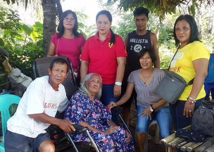 Photo courtesy of Benilda Villena/Task Force Lingkod Cagayan