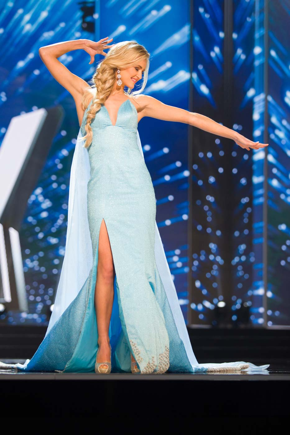 Christina Waage, Miss Norway 2016
