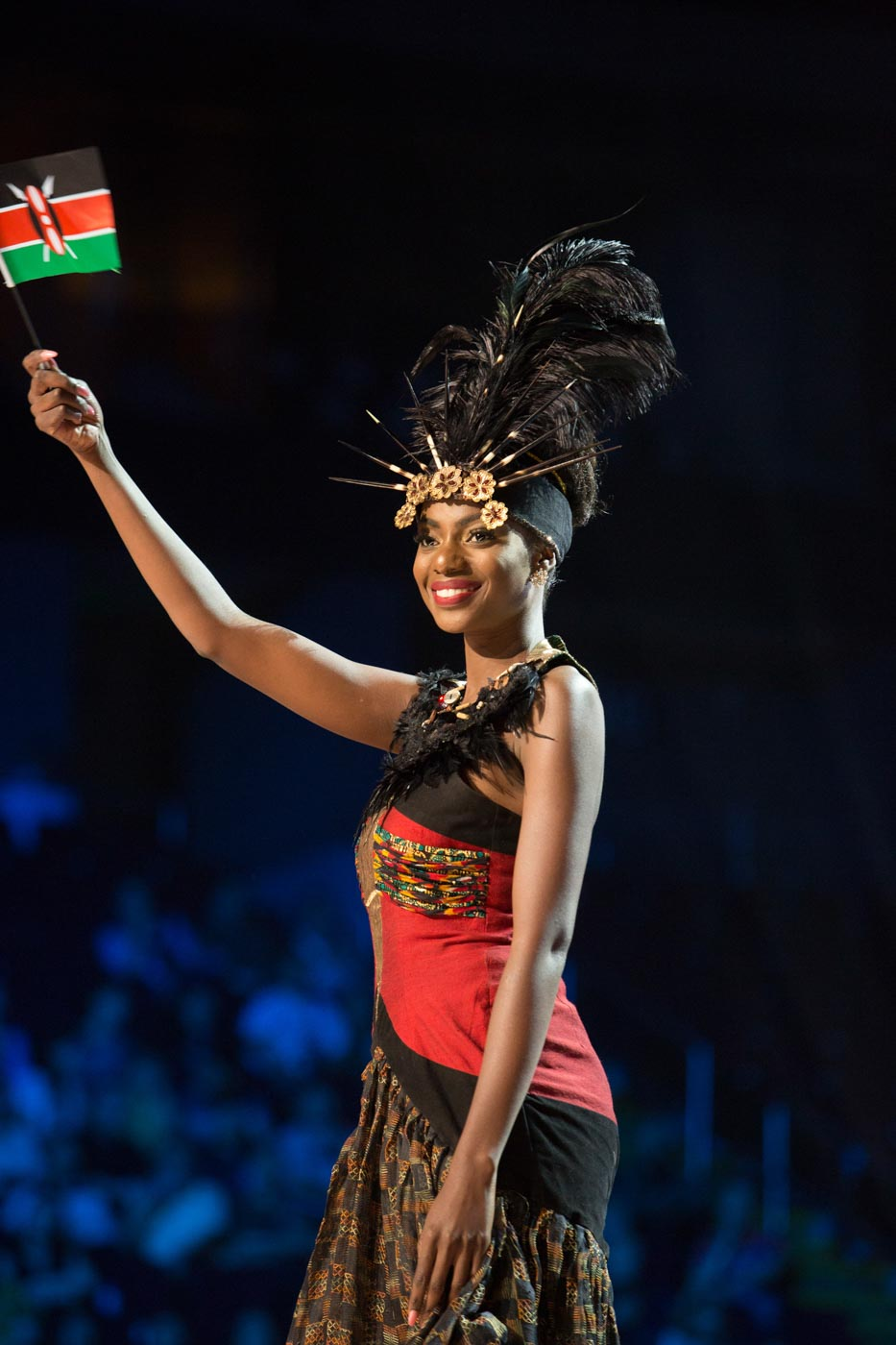 Mary Esther Were, Miss Kenya 2016
