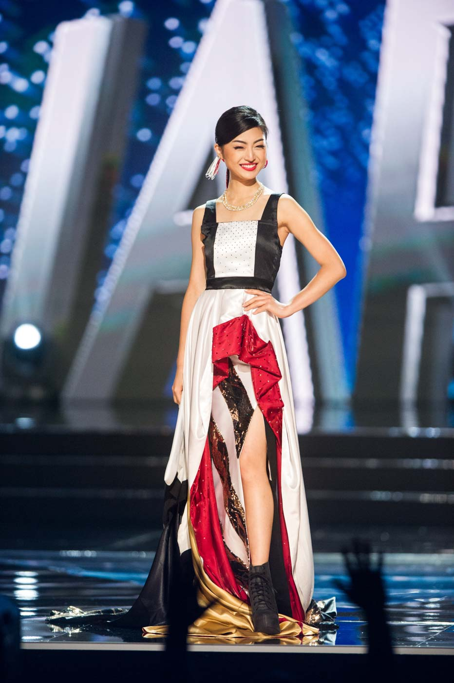 Sari Nakazawa, Miss Japan 2016