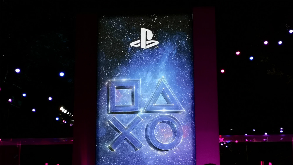 SONY AT E3. Sony held their Playstation conference at the Los Angeles Center Studios, Monday, June 11, US time. All photos by Gelo Gonzales/Rappler