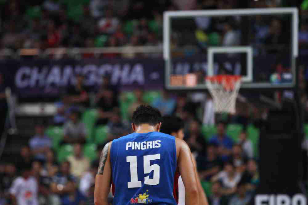 PINOY SAKURAGI. Marc Pingris will be missed at Gilas Pilipinas. File photo from FIBA.com
