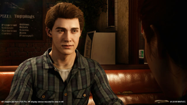 Peter Parker is older here but is just as energetic and eager as before. He now has to learn how to balance adulthood vs. saving Manhattan. Image from Sony