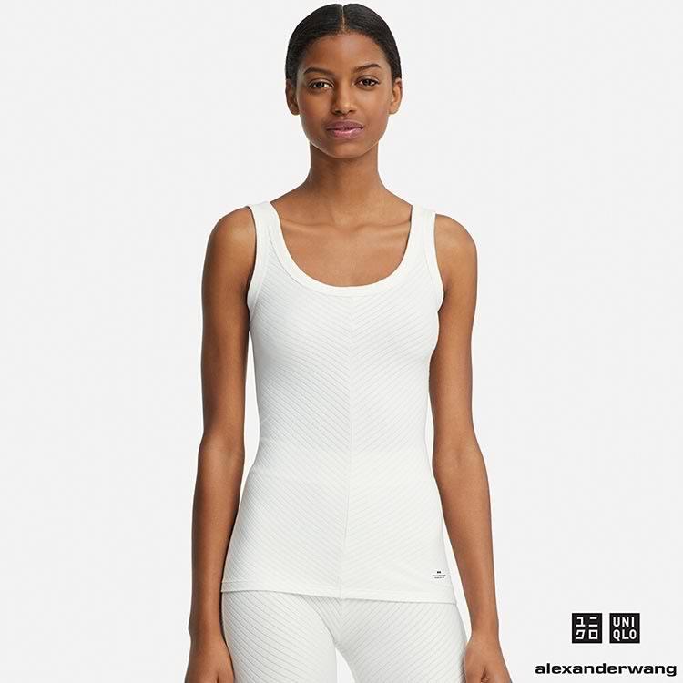 Extra warm sleeveless top (P990)