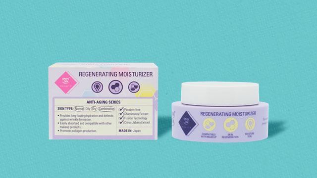 Regenerating moisturizer (P999)