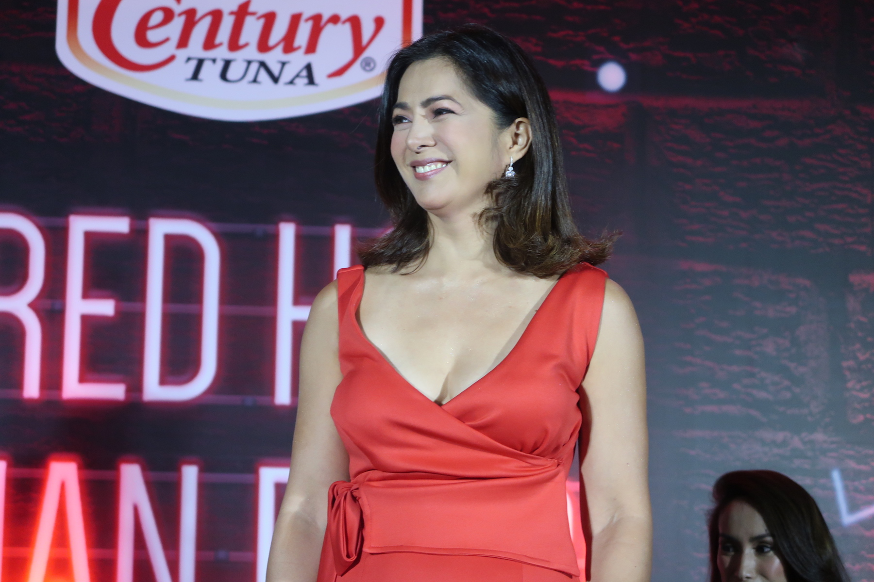 OVERCOMING PERSONAL ISSUES. Alice Dixson says a positive mind is very important to a healthy lifestyle. File photo by Precious del Valle/Rappler