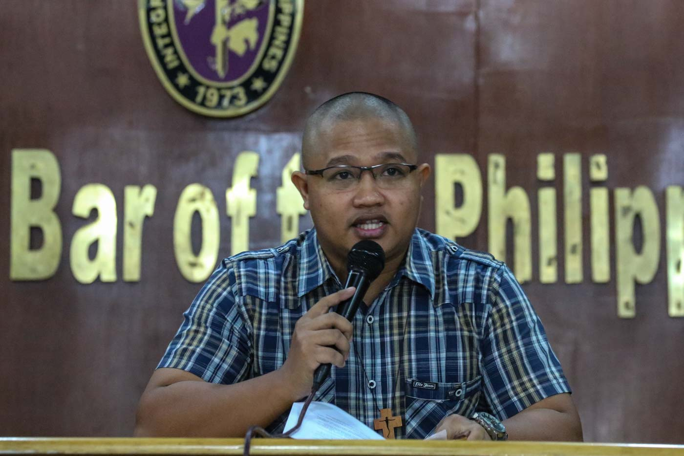 BIKOY. Peter Joemel Advincula goes public after his videos against key members of the Duterte circle went viral. Photo by Jire Carreon/Rappler