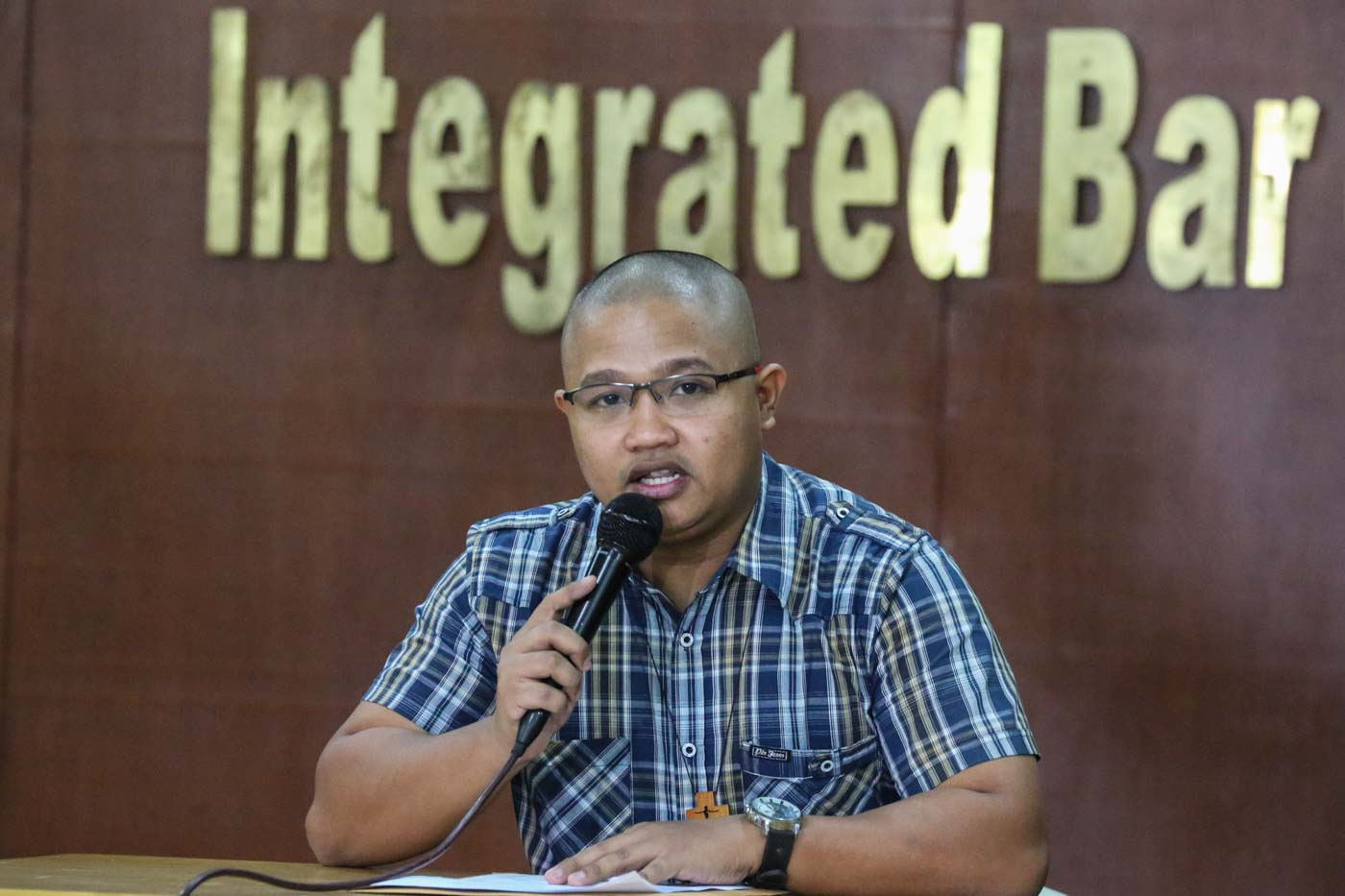 SURFACE. Peter Joemel Advincula reveals himself as Bikoy, the hooded man behind the controversial videos linking the President Duterte's family to drug links. Photo by Jire Carreon/Rappler