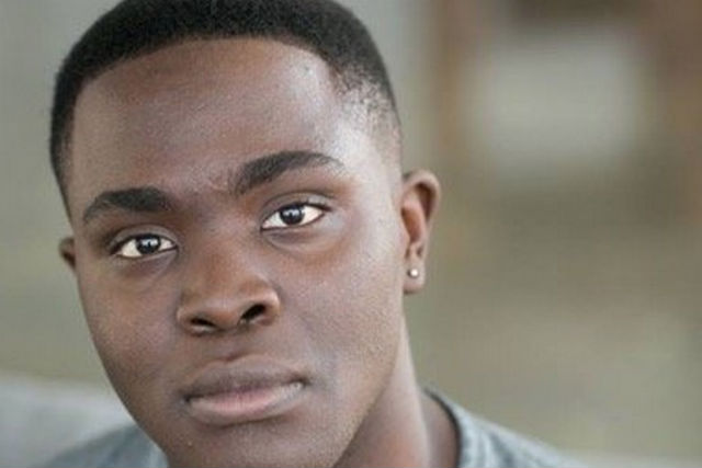 KYLE JEAN BAPTISTE. Kyle, who is the first black man to play Jean Valjean in 'Les Miserables,' died at 21 years old. Screengrab from Twitter/@BaptisteKyle