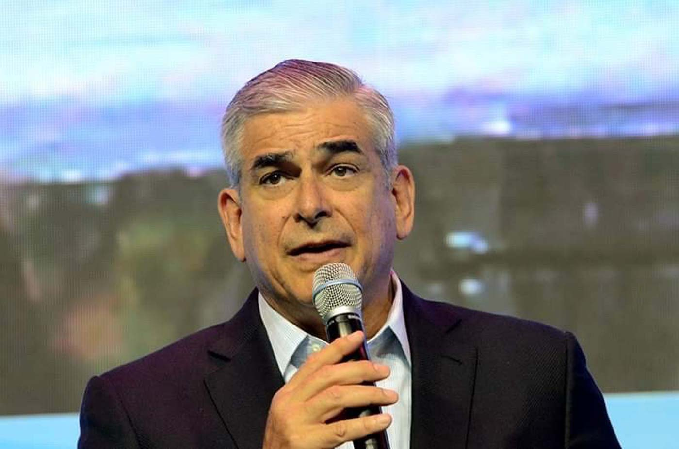 File photo of Ayala Corporation Chairman and CEO, Jaime Augusto Zobel de Ayala by Roy Cordova Gay