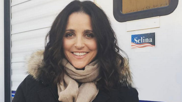 BEST ACTRESS. Julia Louis Dreyfus takes the Best Actress in a comedy series. Screengrab from Instagram/@officialjld