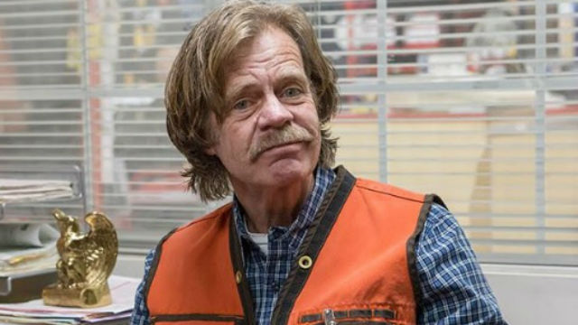 SHAMELESS. William H Macy is the Best Actor in a Comedy series. Screengrab from Instagram@williamhmacy