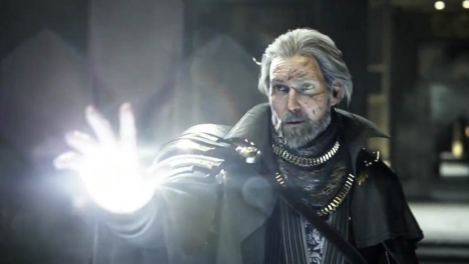 KING REGIS LUCIS CAELUM CXIII. Screengrab from YouTube/Sony Pictures Entertainment