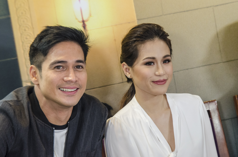 TOGETHER AGAIN. Piolo Pascual and Toni Gonzaga are back together in 'Last Night,' 3 years after doing 'Starting Over Again.' All photos by Rob Reyes/Rappler