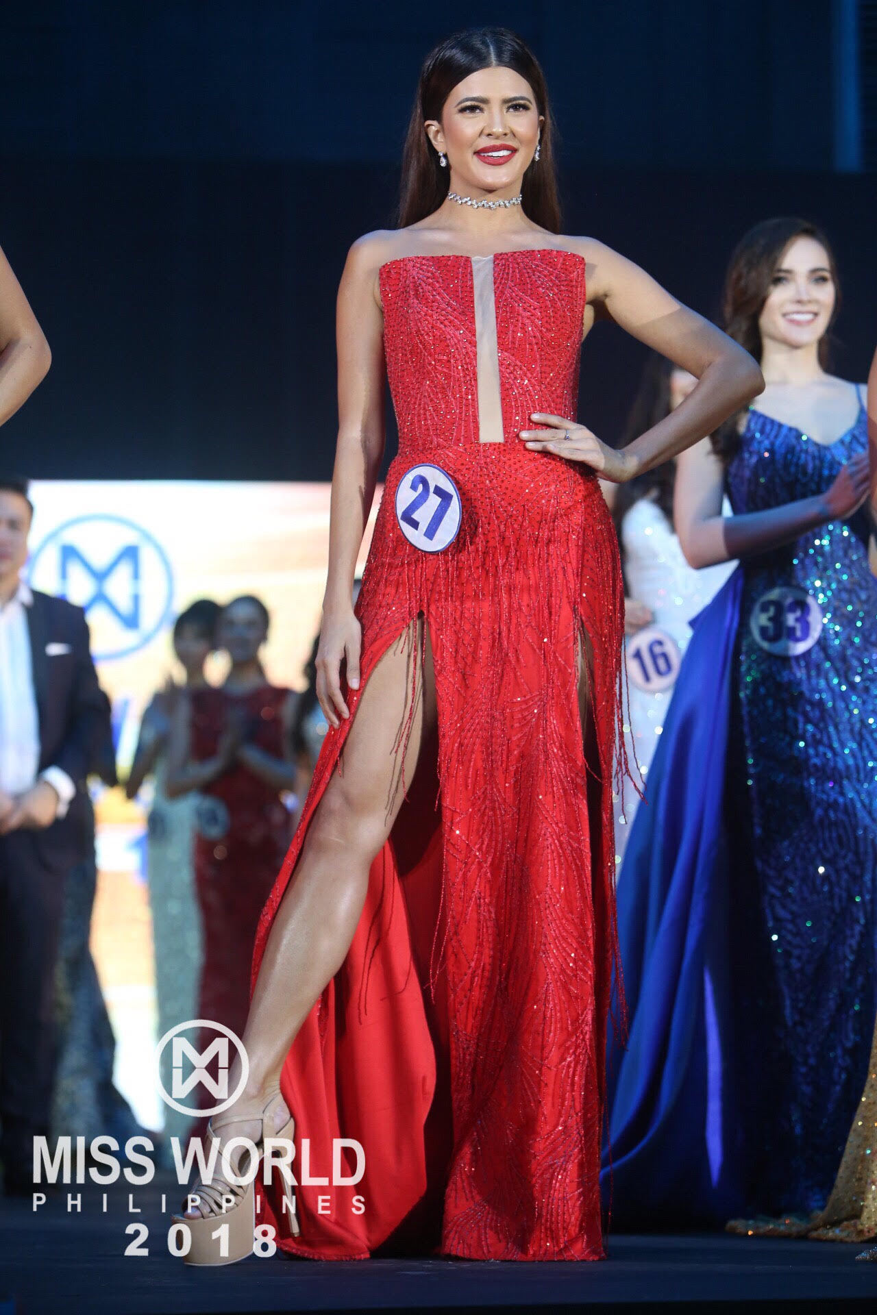 Photo from Miss World Philippines Organization
