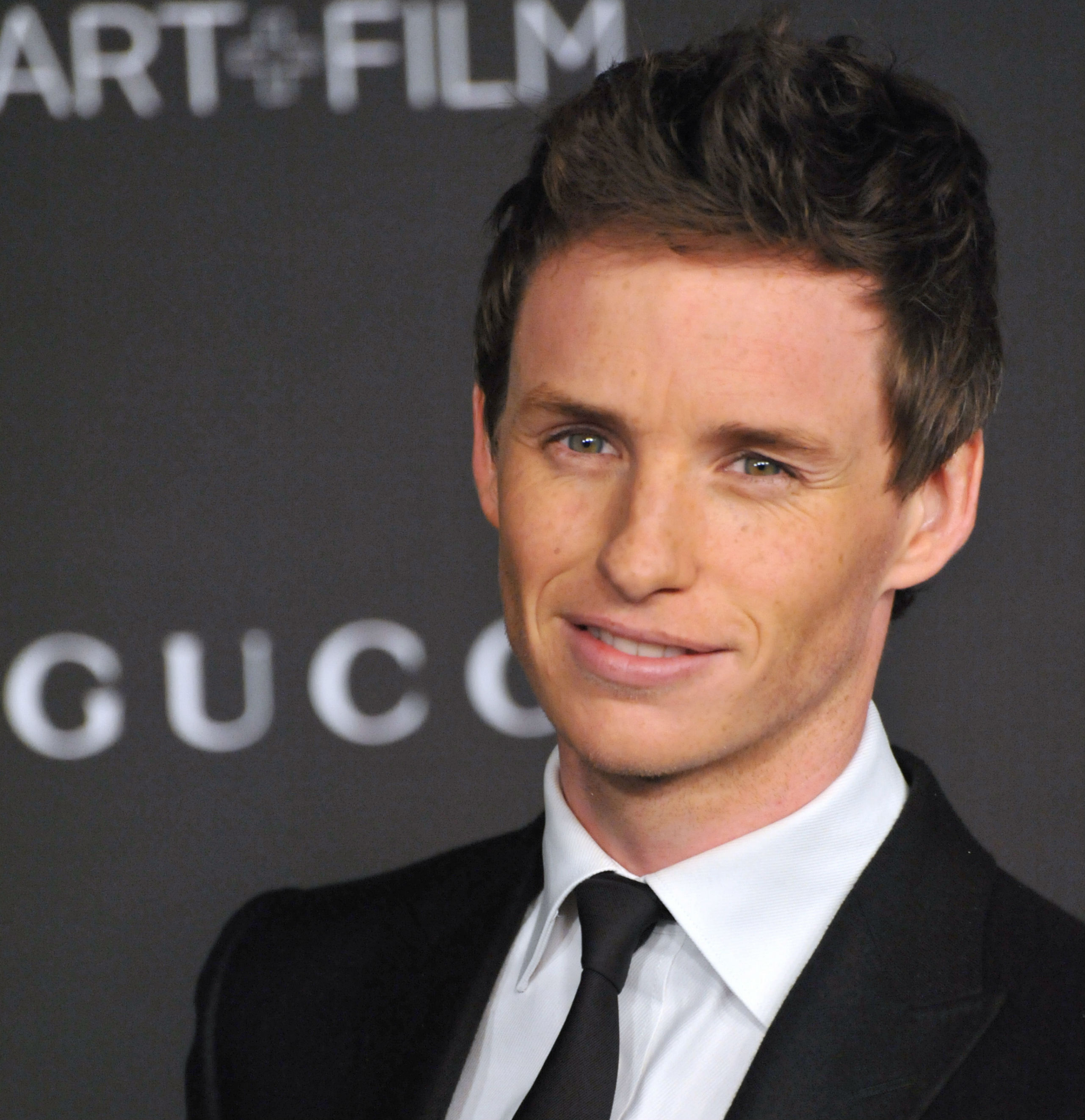 EDDIE REDMAYNE. The 'Theory of Everything' star was among those honored by the Queen