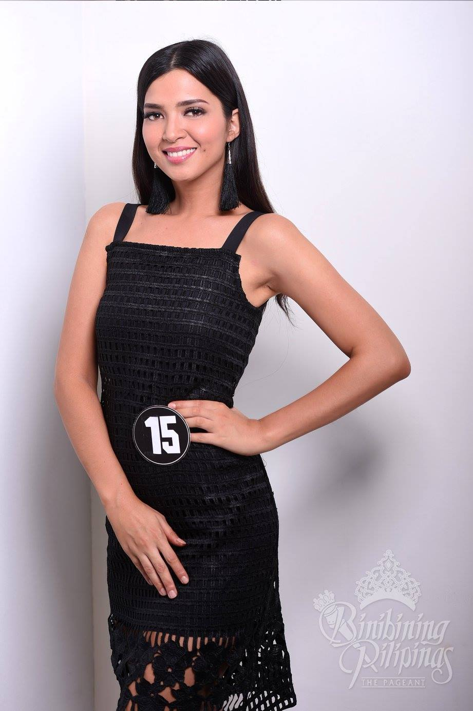 Juliana Kapuendl in an official photo for Bb Pilipinas 2018. Photo courtesy of Bb Pilipinas