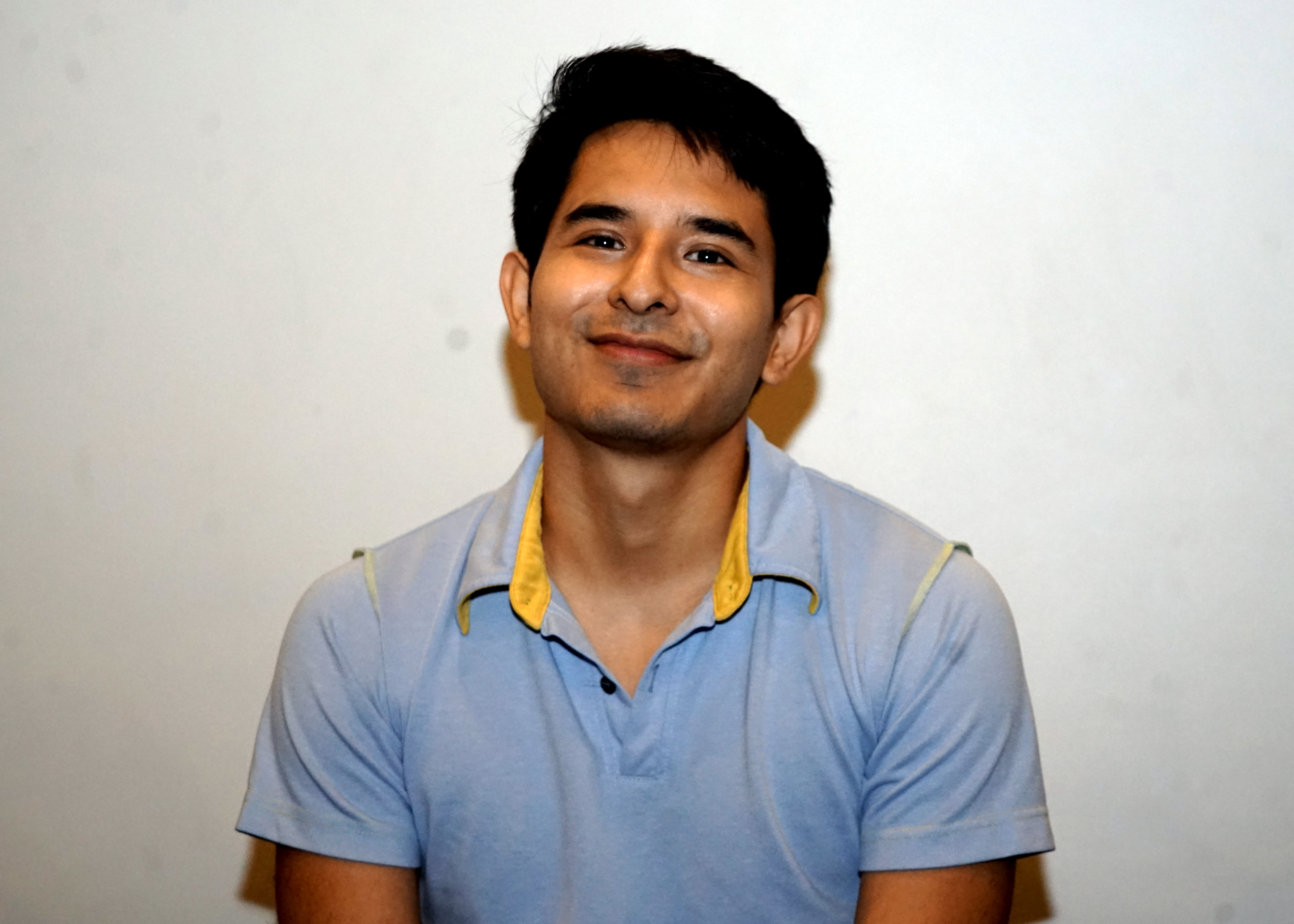Sebastian Castro has just ended his relationship with former ABS-CBN reporter Ryan Chua.