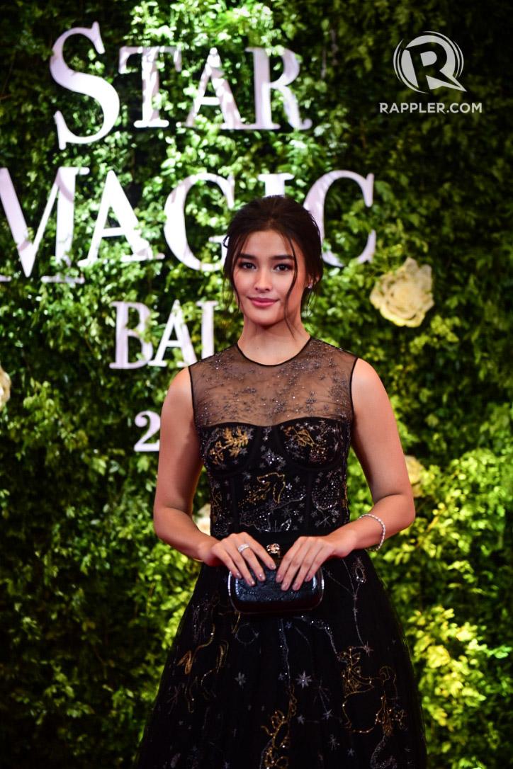 DIOR GODDESS. Liza Soberano wears Dior in 2017. File photo by Alecs Ongcal/Rappler