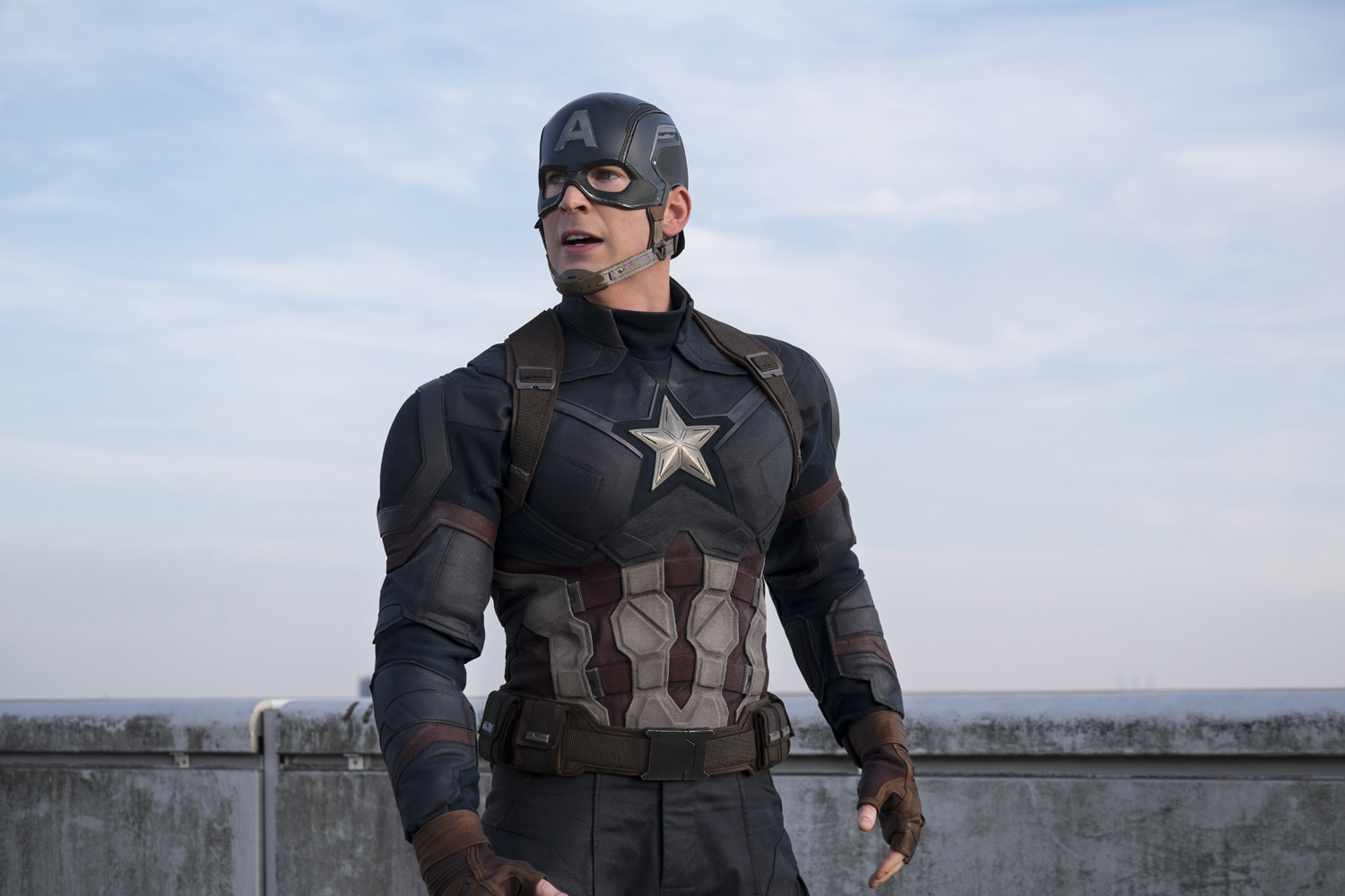 BIGGEST OPENING WEEKEND. 'Captain America: Civil War' posts a new record in Philippine box office history for earning P362 million in its first 5 days in cinemas. Photo by Zade Rosenthal/Marvel, courtesy of Walt Disney Motion Pictures