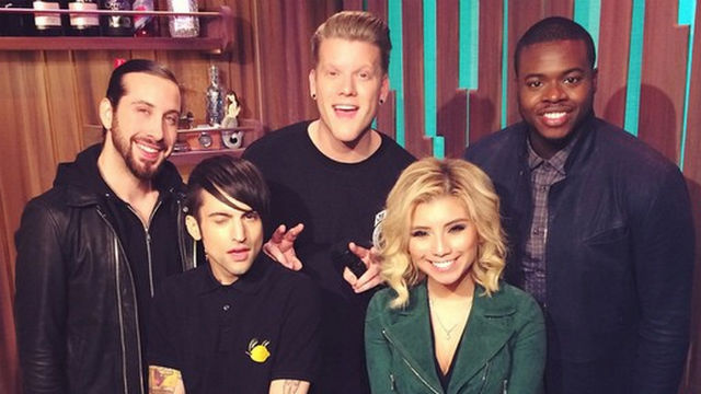 Photo from Instagram/@ptxofficial