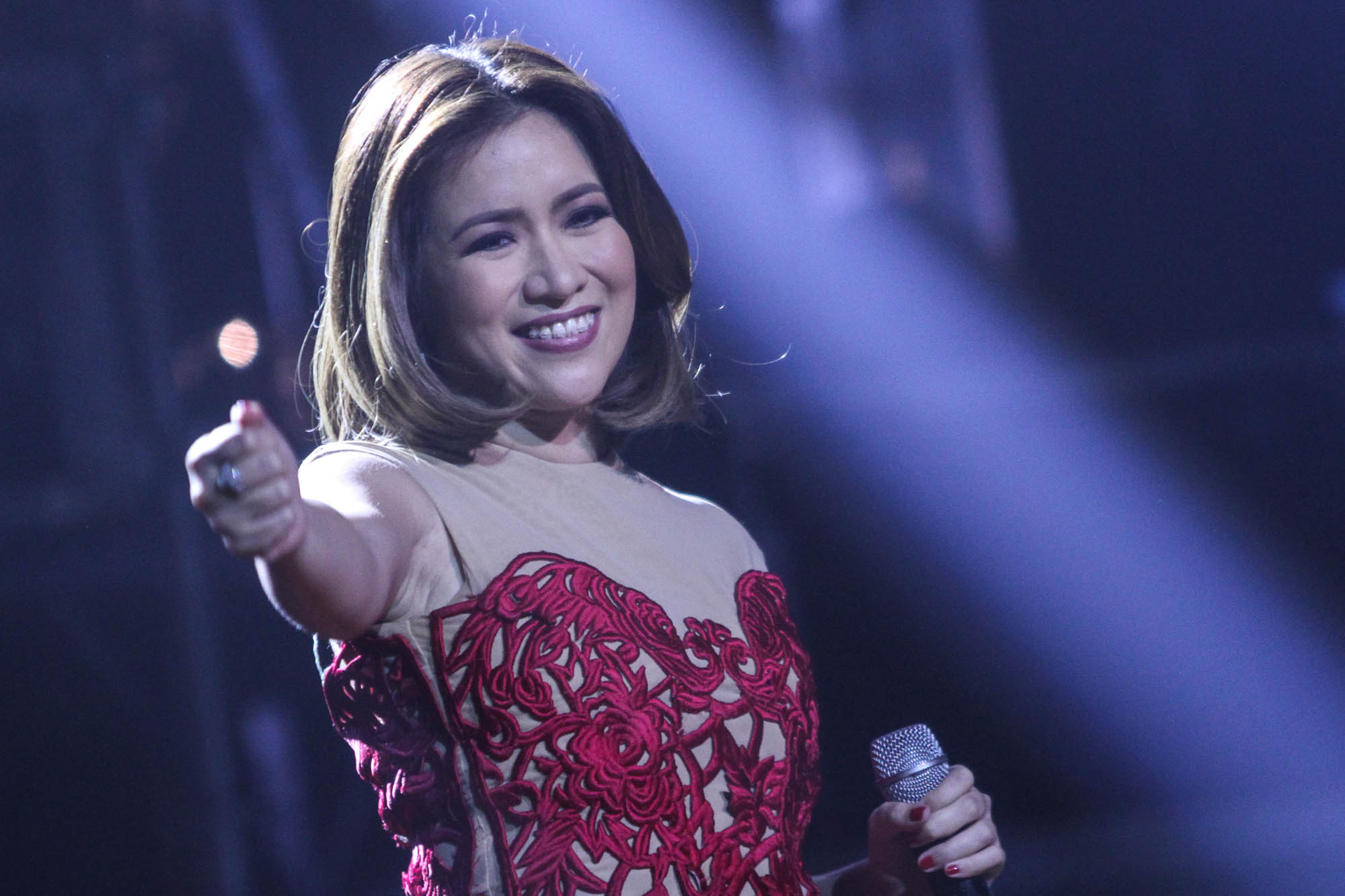 ONLINE THREATS. Angeline Quinto filed a blotter before the PNP's Anti-Cybercrime Group over threats made against her online. Rappler file photo