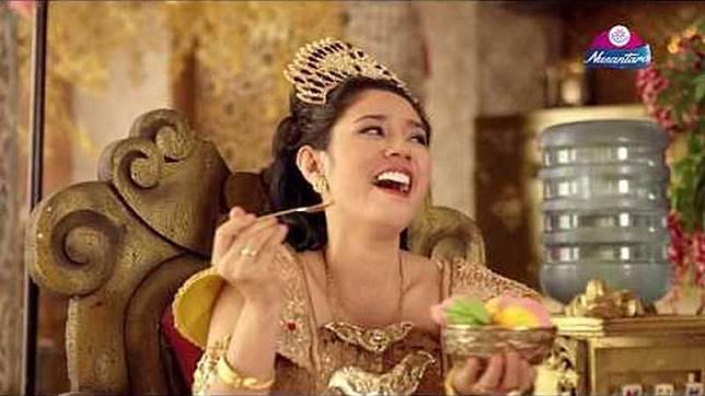 Screenshot adegan iklan Indoeskrim Nusantara