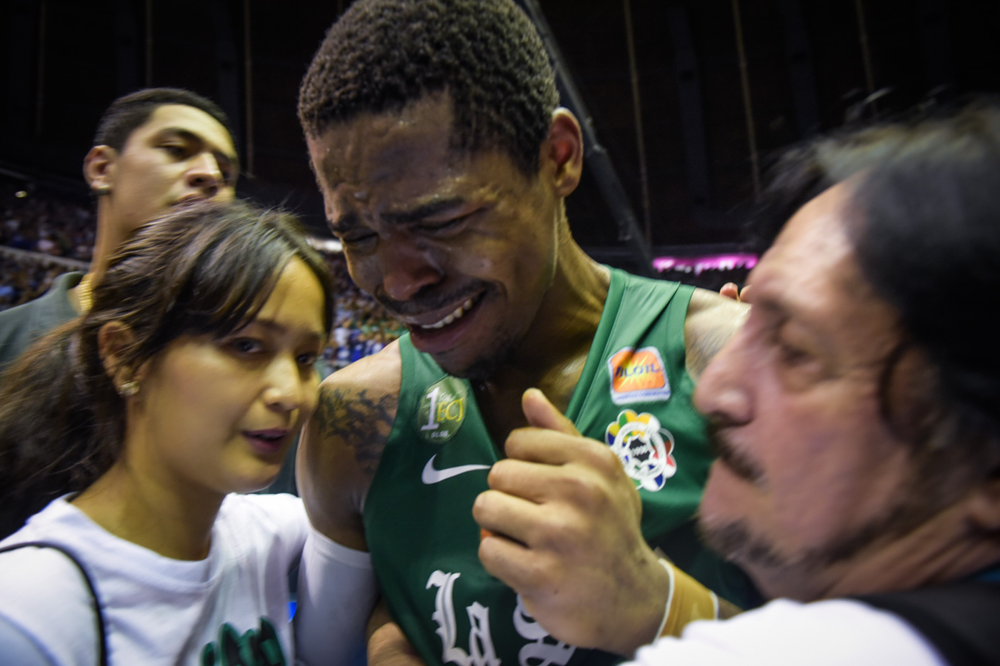 SEASON 81. Ben Mbala will be back in Season 81 for his last year of eligibility in the UAAP. Photo by Alecs Ongcal/Rappler