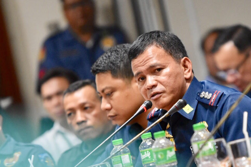 PROVINCIAL DIRECTOR. Chito Bersaluna is now the Bulacan province's top cop. File photo by Leanne Jazul/Rappler