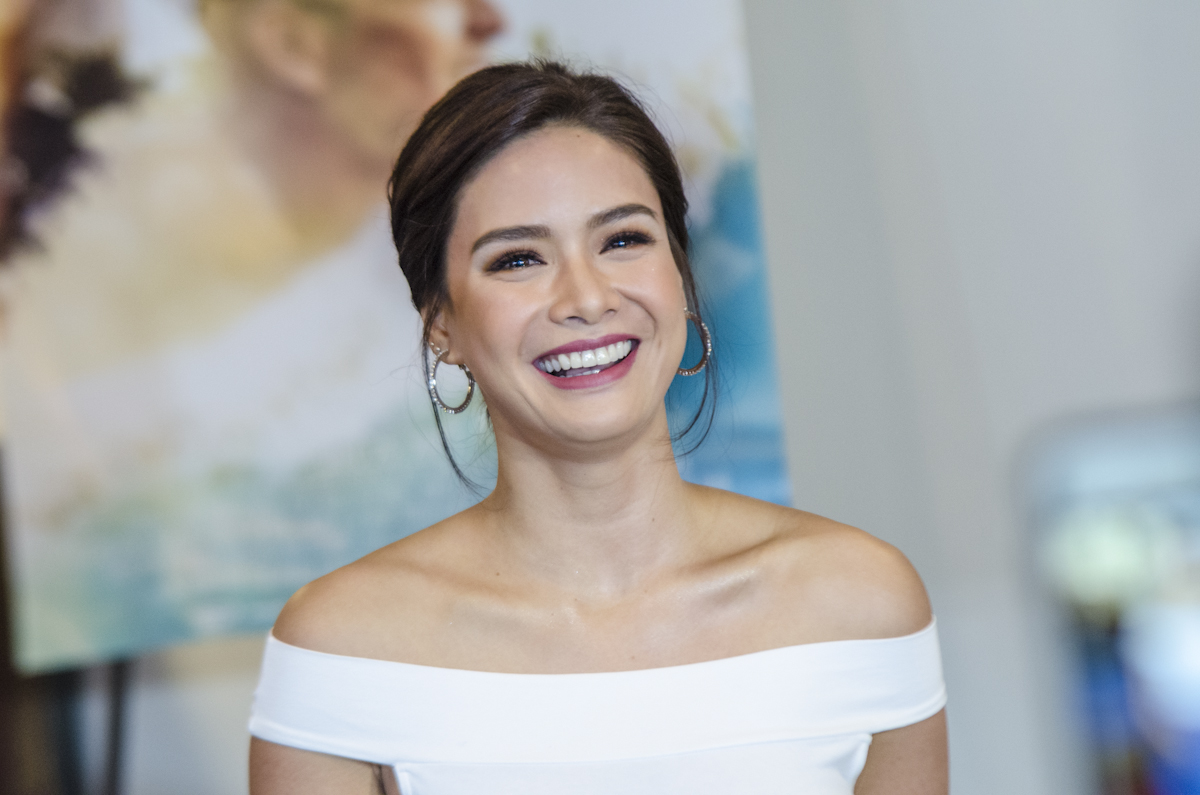 NEW ERICH. Erich Gonzales emerges from her struggles, appearing in Paul Soriano's 'Siargao.' Photo by Rob Reyes/Rappler