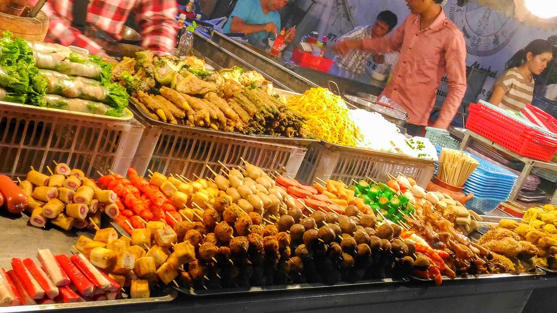 Street food? Count us in