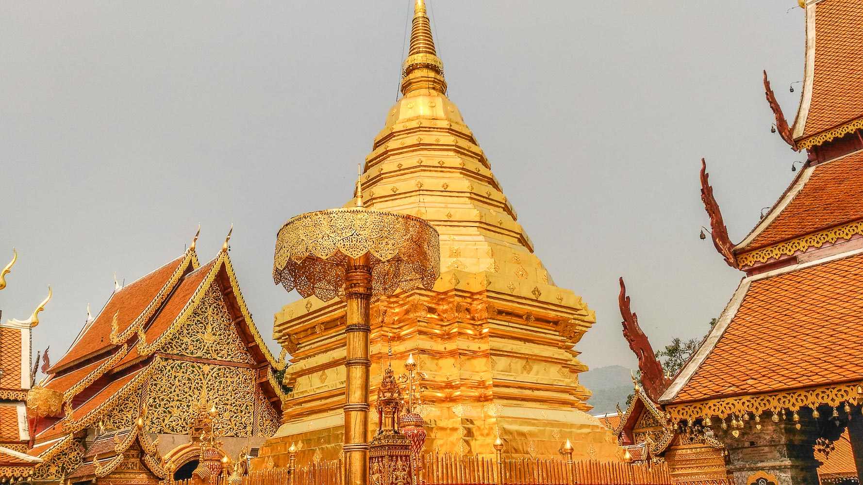One of the most popular temple in all of Thailand