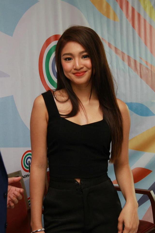 NADINE LUSTRE. Photo courtesy of ABS-CBN