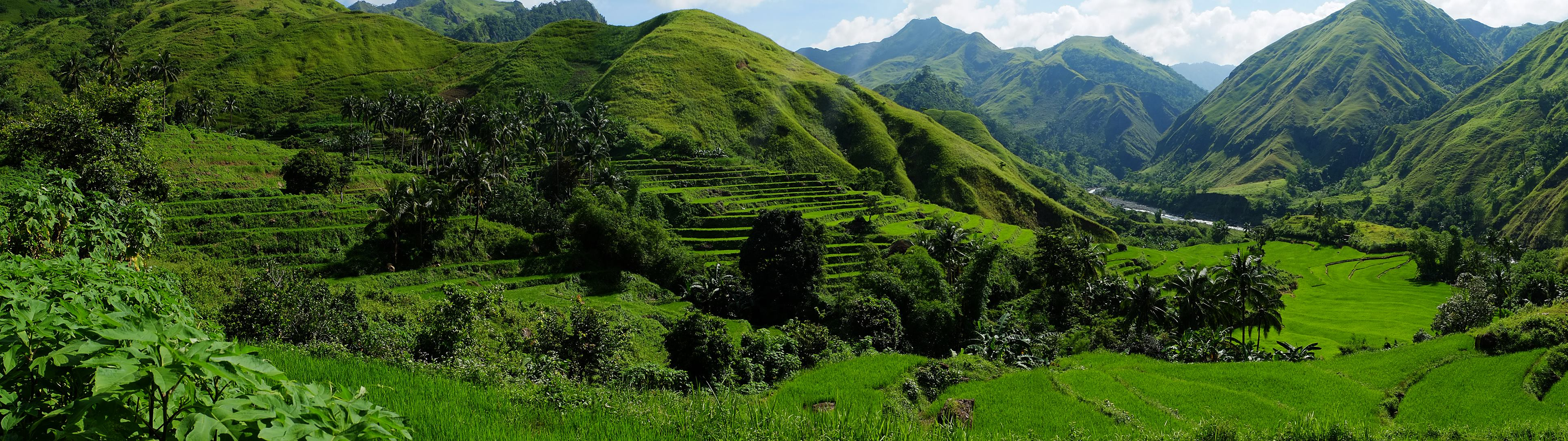 Antique Rice Terraces. Photo by Ruperto Quitag