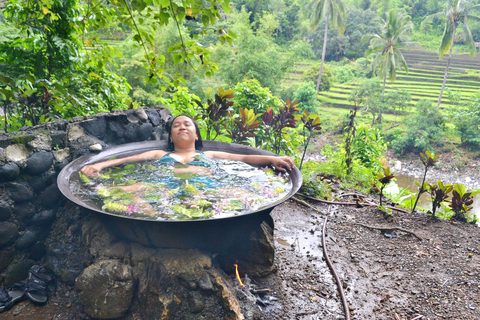 Kawa Bath in Tibiao. Photo by Gael Hilotin