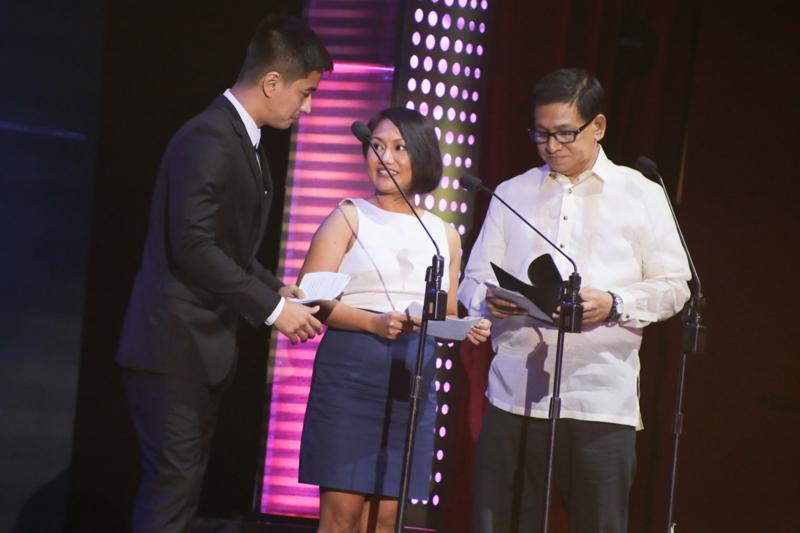 RK Bagatsing, Angeli Bayani, and Tito Genova Valiente (MPP). Photo by Paolo Abad/Rappler
