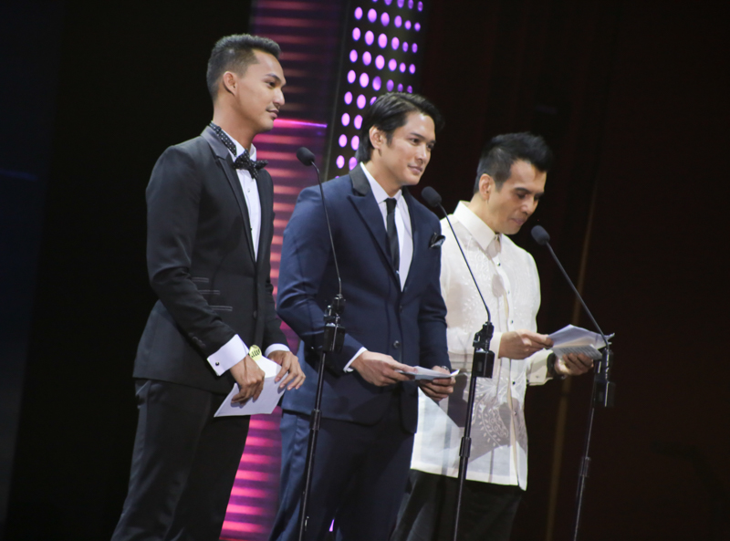Anthony Falcon, Luis Alandy, Miguel Q. Rapatan (MPP). Photo by Paolo Abad/Rappler