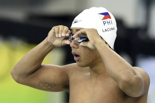 LESSONS LEARNED. Jessie Lacuna, seen in this file photo, is making his time in Rio count. AFP PHOTO / MARTIN BUREAU / AFP PHOTO / MARTIN BUREAU